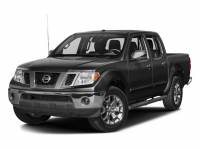 PRE-OWNED 2017 NISSAN FRONTIER 4WD