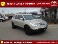 Used 2011 Buick Enclave For Sale in Waco TX Serving Temple | VIN: 5GAKVCED9BJ171707