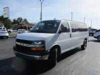 2017 Chevrolet Express Passenger LT Van