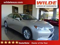Certified Pre-Owned 2013 Lexus ES 300h 4dr Sdn Hybrid FWD 4dr Car