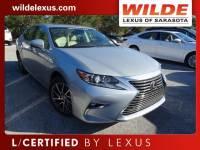 Certified Pre-Owned 2017 Lexus ES ES 350 FWD FWD 4dr Car