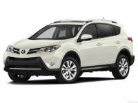 Pre-Owned 2013 Toyota RAV4 Limited SUV Front-wheel Drive in Brandon MS
