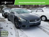 Pre-Owned 2012 NISSAN MAXIMA 4DR SDN V6 CVT 3.5 S W/LIMITED EDITION PKG Front Wheel Drive 4 Door Sedan