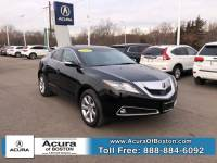 2012 Acura ZDX with Advance Package SUV