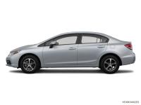 2015 Honda Civic Sedan 4dr CVT SE