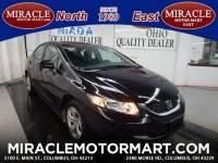 2015 Honda Civic LX - BACKUP CAMERA 1 OWNER LOADED