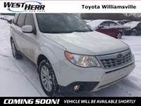 2013 Subaru Forester 2.5X SUV For Sale - Serving Amherst