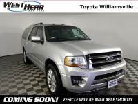 2017 Ford Expedition EL Limited SUV For Sale - Serving Amherst