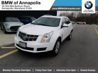 2011 CADILLAC SRX Luxury Collection SUV Front-wheel Drive