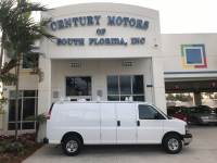 2007 Chevrolet Express Cargo Van LOW MILES LOADED EXT WARRANTY