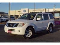 Pre-Owned 2010 Nissan Pathfinder SE RWD Sport Utility