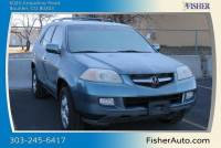 Pre-Owned 2006 Acura MDX 4dr SUV AT 4WD