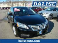 Used 2014 Nissan Sentra S for Sale in Hyannis, MA