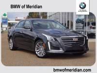 2017 Cadillac CTS 3.6L Luxury AWD 3.6L Luxury Sedan