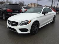 Certified 2017 Mercedes-Benz C-Class C 300 4MATIC Coupe in Greensburg, PA