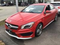 Certified 2014 Mercedes-Benz CLA 45 AMG 4MATIC Coupe in Greensburg, PA