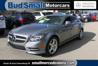 Certified 2014 Mercedes-Benz CLS 550 4MATIC Coupe in Greensburg, PA