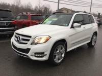 Certified 2015 Mercedes-Benz GLK-Class GLK 350 4MATIC SUV in Greensburg, PA