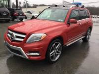 Certified 2015 Mercedes-Benz GLK-Class GLK 350 4MATIC Sport SUV in Greensburg, PA