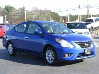Certified Pre-Owned 2015 Nissan Versa SV FWD 4dr Car