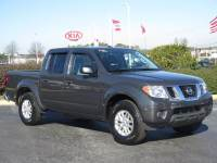 Certified Pre-Owned 2015 Nissan Frontier SV RWD Crew Cab Pickup