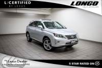 Pre-Owned 2015 Lexus RX 350 FWD 4dr Front Wheel Drive SUV