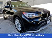 Pre-Owned 2015 BMW X1 xDrive28i AWD SUV in Sudbury, MA