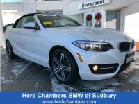 Pre-Owned 2017 BMW 230i xDrive AWD Convertible in Sudbury, MA
