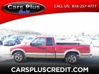 1999 Chevrolet S10 Pickup S10