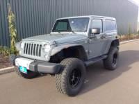 Used 2015 Jeep Wrangler Sahara 4x4 in Salem