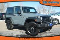 Pre-Owned 2015 Jeep Wrangler Sport 4WD For Sale in Greeley, Loveland, Windsor, Fort Collins, Longmont, Colorado