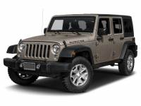 2017 Jeep Wrangler Unlimited Rubicon 4x4 SUV in Knoxville