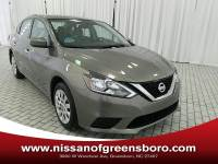 Pre-Owned 2017 Nissan Sentra SR Sedan in Greensboro NC
