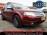 2008 Ford Taurus X Limited AWD Fully Loaded Leather Third Row 138K