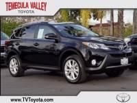 2015 Toyota RAV4 Limited SUV Front-wheel Drive