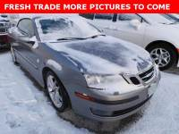PRE-OWNED 2004 SAAB 9-3 AERO FWD 2D CONVERTIBLE