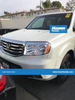 Certified Pre-Owned 2014 Honda Pilot Touring FWD 4D Sport Utility