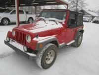 1997 Jeep Wrangler 4x4 Sport