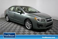 Certified Used 2014 Subaru Impreza Sedan Premium For Sale in Doylestown PA - Serving Allentown, Jenkintown & Sellersville | JF1GJAC66EH026179