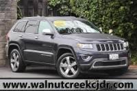 Certified Used 2015 Jeep Grand Cherokee Limited Sport Utility 4D SUV in Walnut Creek