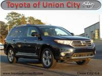 Pre-Owned 2013 Toyota Highlander Limited FWD Sport Utility