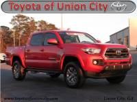 Certified Pre-Owned 2017 Toyota Tacoma SR5 RWD Crew Cab Pickup