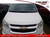 2015 Chevrolet City Express Van Front-wheel Drive 1LS