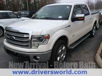Pre-Owned 2014 Ford F-150 Limited 4WD