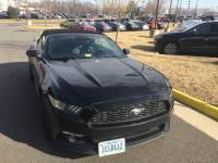 2015 Ford Mustang EcoBoost Premium w/Performance Package Convertible in Chantilly