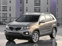 Pre-Owned 2012 Kia Sorento EX SUV Front-wheel Drive in Middletown, RI Near Newport