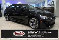 Used 2015 BMW M3 Sedan in Fort Myers