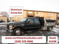 Used 2009 Ford F-350 Dump Truck