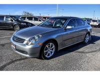 2005 INFINITI G35 Base Sedan Rear-wheel Drive