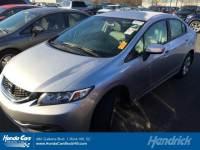 2015 Honda Civic LX Sedan in Franklin, TN